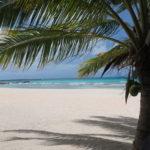 Jour 15 - Tikehau plage devant notre bungalow