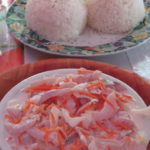 Jour 17 - Tikehau poisson cru au lait de coco