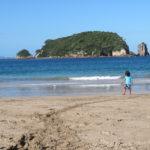 Jour 22 - baignade à Hahei 3