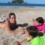 Jour 22 - plage à Hahei 2