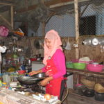 Jour 10 - street food à Krabi