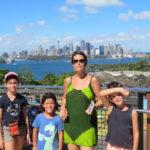 Jour 16 - Taronga Zoo de Sydney 8 (vue sur Sydney depuis le zoo)