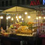 Jour 6 - marché de nuit de Hua Hin 1