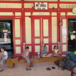 Jour 7 - Hua Hin gare 2