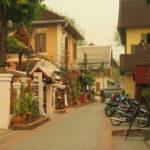 Jour 10 - Luang Prabang devant la guesthouse 2