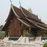 Jour 12 - Luang Prabang Wat Xieng Thong 1