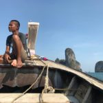 Jour 19 - Go to Railay Beach 3 (long-tail boat)