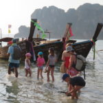 Jour 19 - Go to Railay Beach 5 (long-tail boat retour)