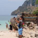 Jour 20 - Excursion Four Islands 10 (masse selfie)