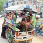Jour 4 - Vientiane retour en tuk-tuk