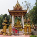 Jour 5 - Vientiane Wat Sisakhet 2