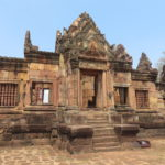Jour 13 - Temple khmer Prasat Meuang Tam 2