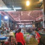 Jour 2 - Siem Reap - marché Psar Chaa 1