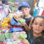 Jour 2 - Siem Reap - marché Psar Chaa 9 (fruit du lotus)