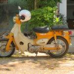 Jour 2 - Siem Reap - scène de rue 4 (moto)