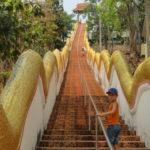 Jour 6 - Wat Phrathat Doi Kam 7