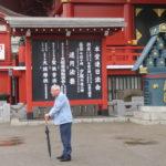 Jour 1 - Tokyo sanctuaire Asakusa 5