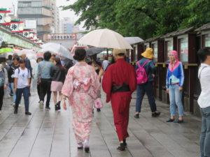 Jour 1 - Tokyo sanctuaire Asakusa 7