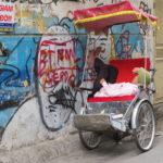 Jour 18 - Hanoi vieux quartier 4 (cyclo-pousse)