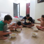 Jour 22 - Hanoï repas pas cher