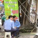 Jour 22 - Hanoï thé dans la rue