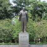Jour 23 - Hanoï Lénine statue