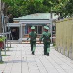 Jour 23 - Hanoï Parc du Mausolée Hô Chi Minh