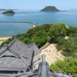 Jour 9 - Karatsu château 5 (vue d