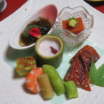 Jour 12 - Kurokawa onsen ryokan dîner 6 (hors d