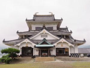 Jour 14 - Beppu château de Kannawa 1