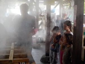 Jour 14 - déj au resto jigoku 1 (steam bath)