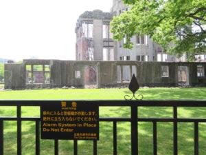 Jour 17 - Hiroshima Dôme de Genbaku 2