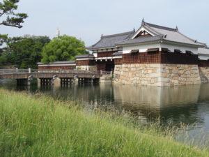 Jour 17 - Hiroshima visite du château 1