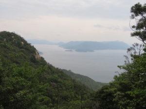 Jour 18 - Ile de Miyajima Mont Misen 2