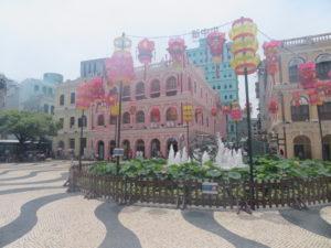Jour 3 - Macao centre 1