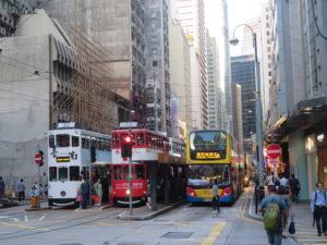 Jour 3 - Tram de Hong Kong