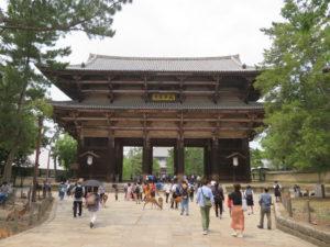 Jour 30 - Nara temple Todai-ji 1