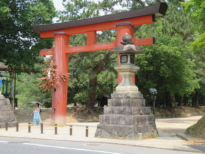 Jour 31 - Nara centre