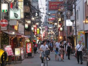 Jour 32 - Osaka rue 1