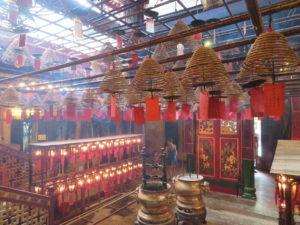 Jour 4 - Temple taoïste Man Mo 2