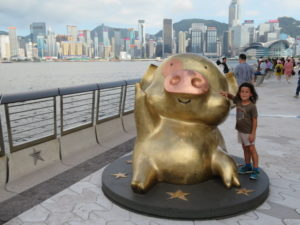 Jour 5 - Kowloon Avenue des Stars 6 (McDull)