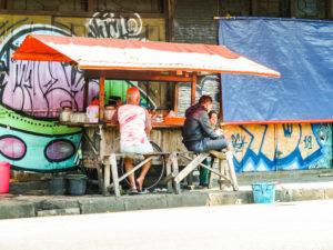 Jour 1 - Yogyakarta rue 2