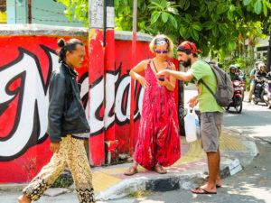 Jour 1 - Yogyakarta rue 3