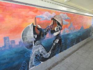 Jour 1 - street art