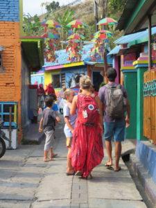 Jour 10 - Rainbow village 11