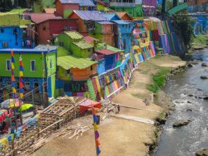 Jour 10 - Rainbow village 2
