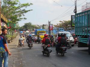 Jour 10 - rue de Malang 1