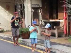 Jour 3 - Malacca rue