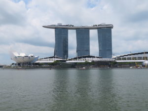 Jour 3 - Marina Bay Sands