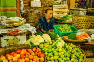 Jour 3 - marché Pasar Beringharjo 2